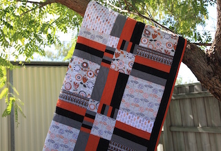 'Camping' Quilt - 28 August 2021, Saturday