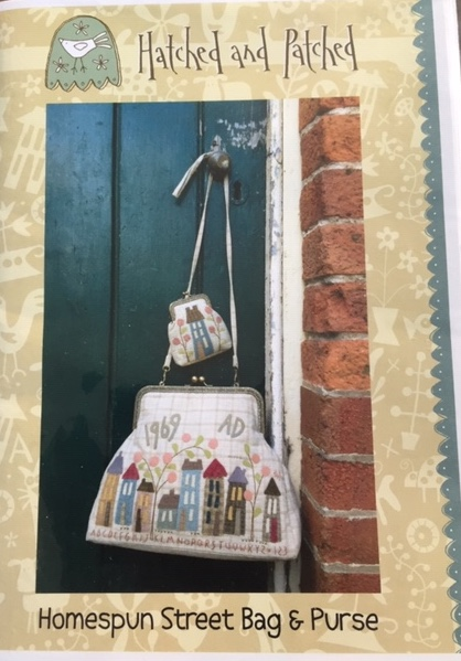 Homespun Street Bag & Purse