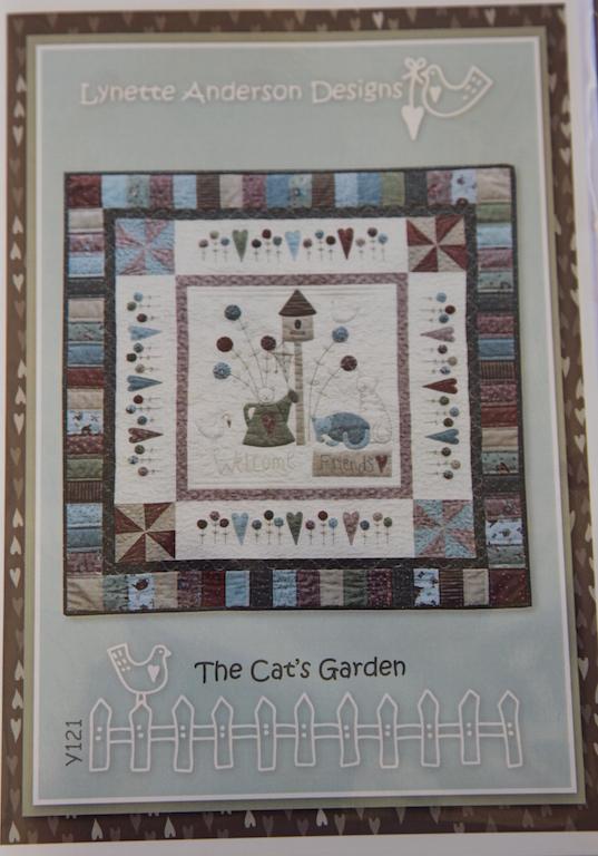 The Cat's Garden