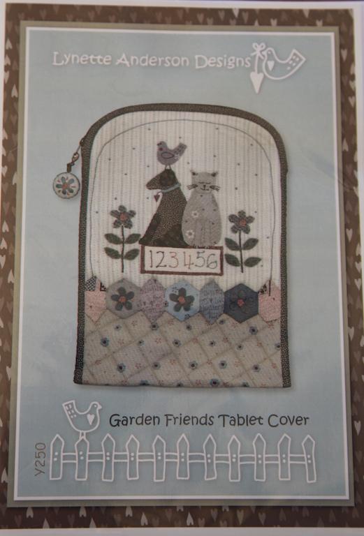 Garden Friends Tablet Cover