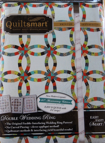 Quiltsmart - Double Wedding Ring - classic