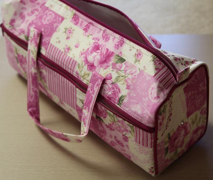 Knitting Bag - Pink