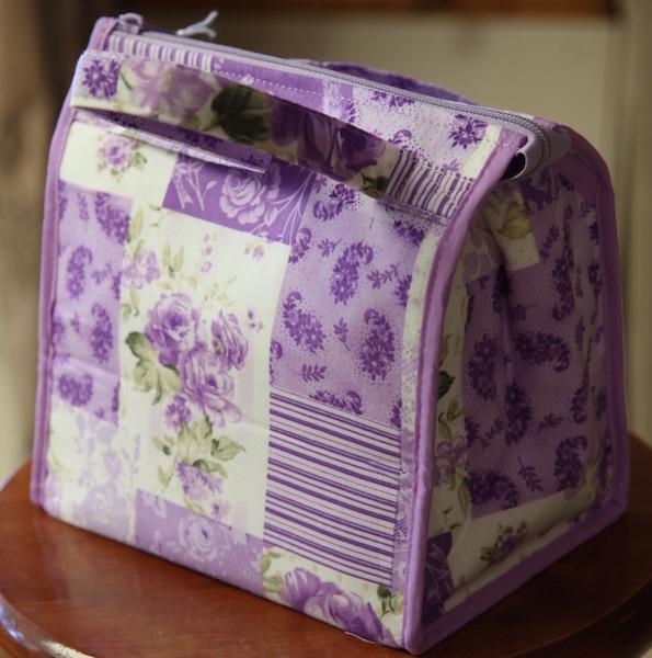 Cosmetic Bag - Purple