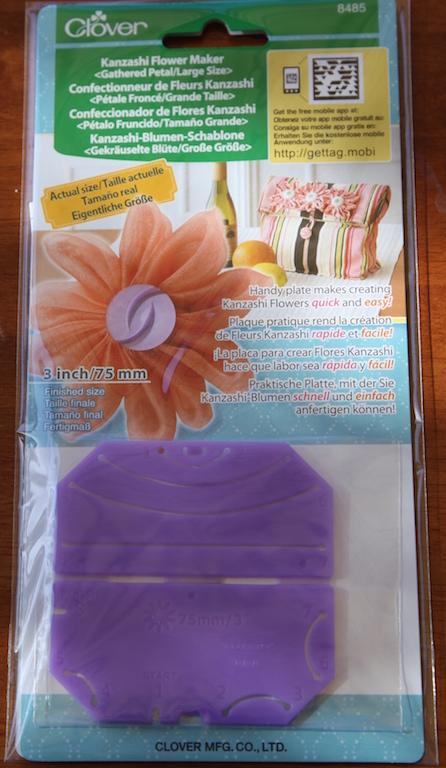 Kanzashi Flower Maker Gathered Petal - large