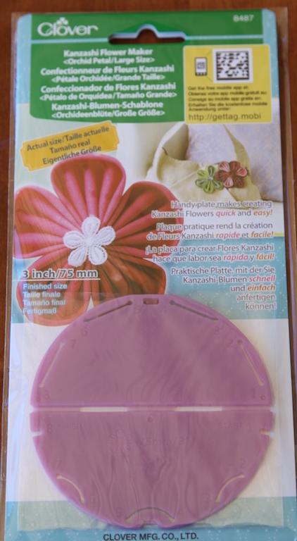Kanzashi Flower Maker Orchid - large