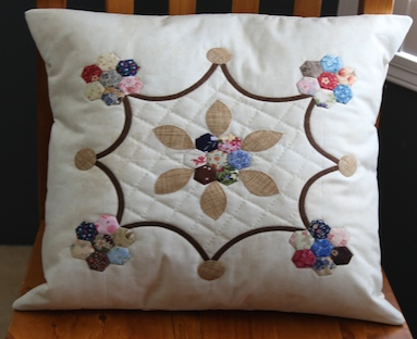 Flourish Me  Pillow