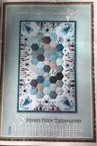 Forest Floor Tablerunner