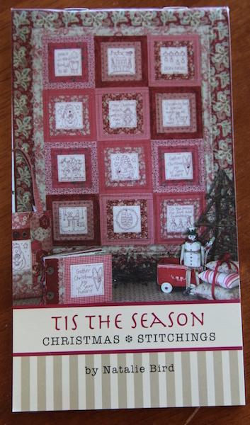 'Tis the Season' Christmas Stitchings