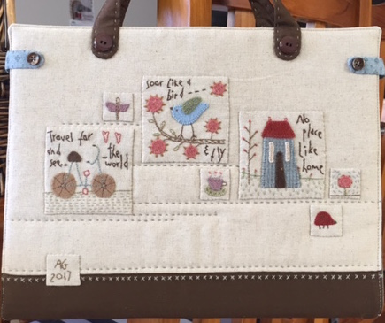 Travel and Sew Bag