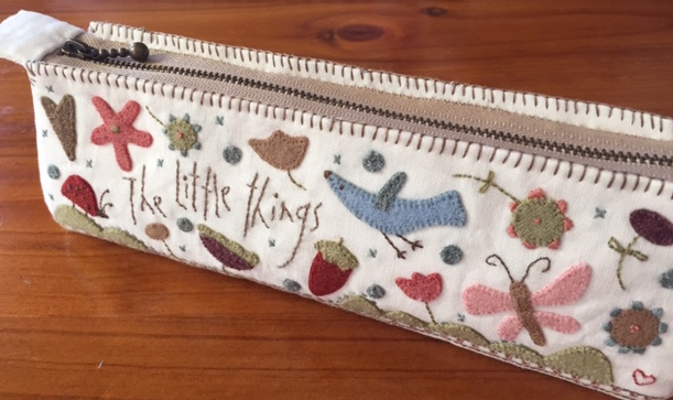 'The Little Things' Pencil Case