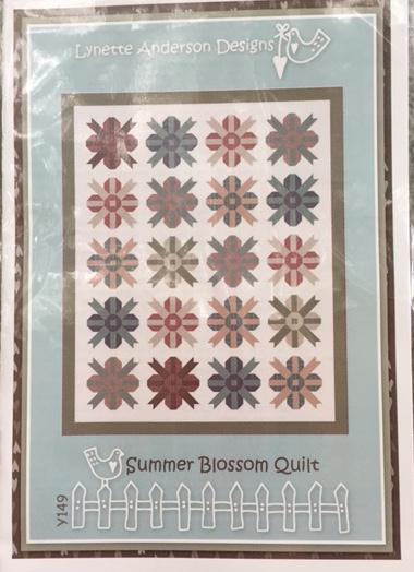 Summer Blossom Quilt