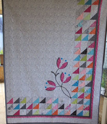 'Flow' Quilt - 22 May 2021, Saturday