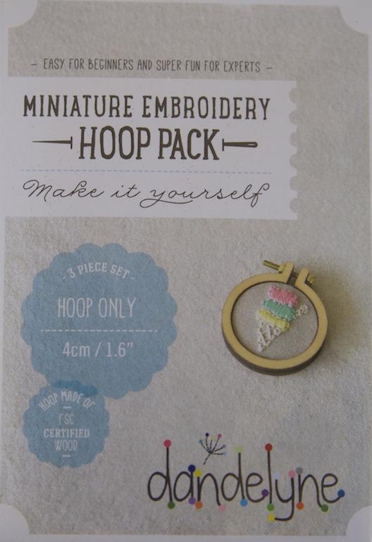 """1.5"""" (4cm) hoop frame set only"""
