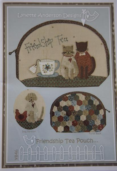 Friendship Tea Pouch
