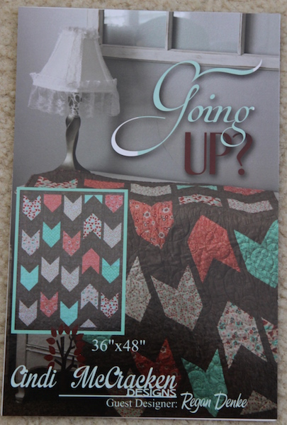 Cindi McCracken Designs - Going up?