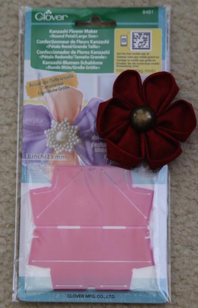 Kanzashi Flower Marker Rounded Petal - large
