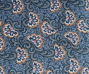 Houghton Hall Spiral Blue