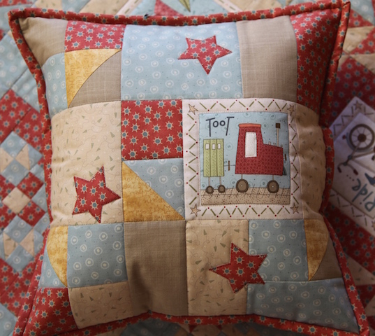 'About a Boy' Cushion