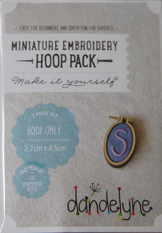 2.7cm x 4.5cm Small vertical hoop frame only