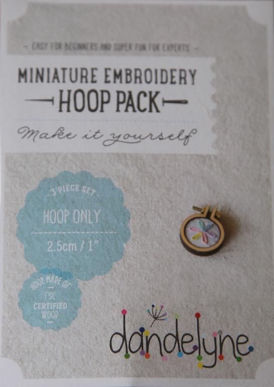 """1""""/2.5cm hoop frame set only"""