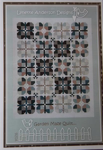 Garden Maze Quilt