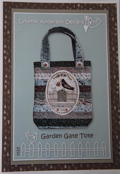Garden Gate Tote