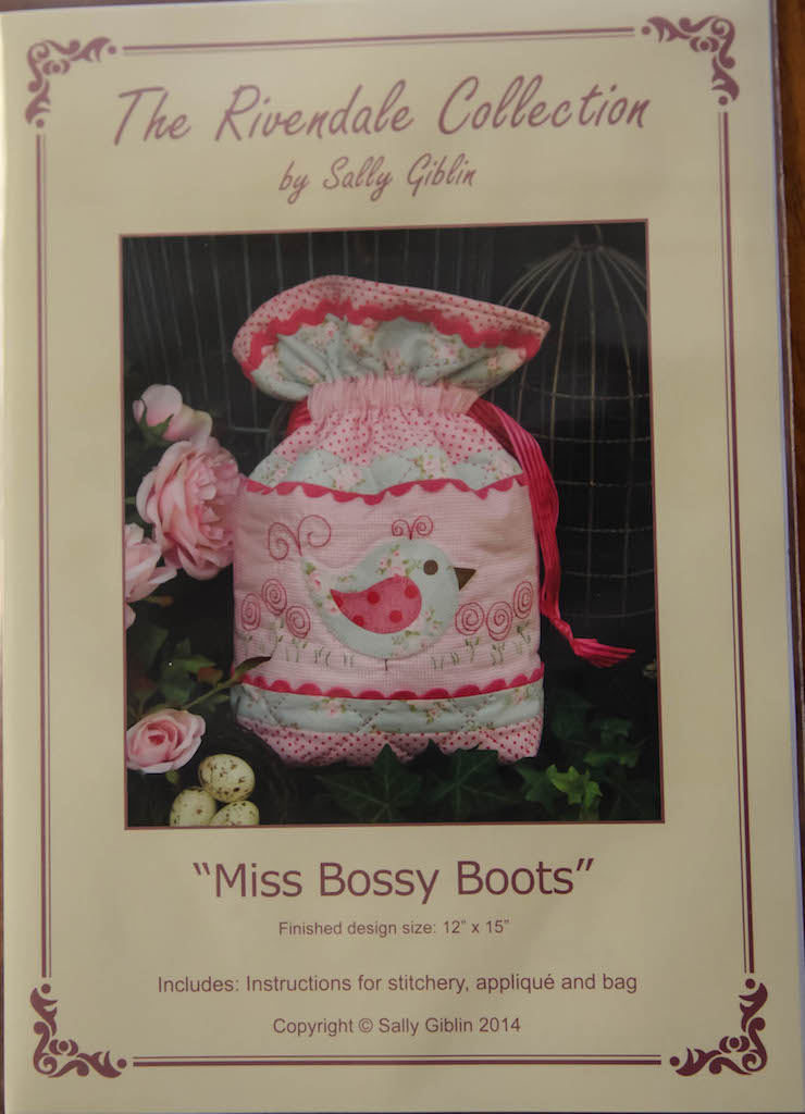 Miss Bossy Boots