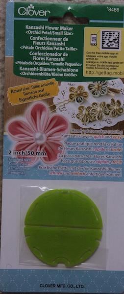 Kanzashi Flower Maker Orchid - small
