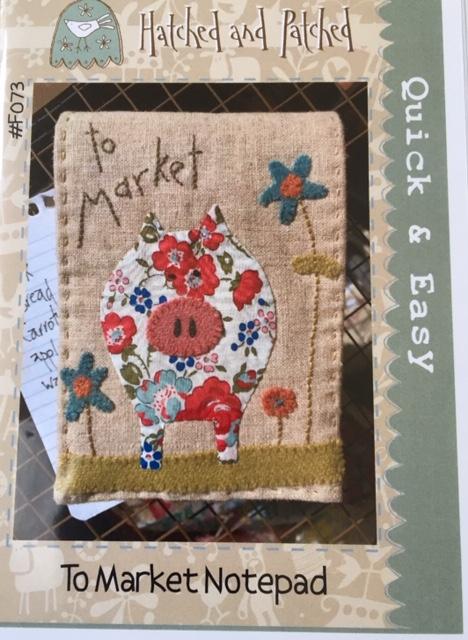 Market Day Notepad