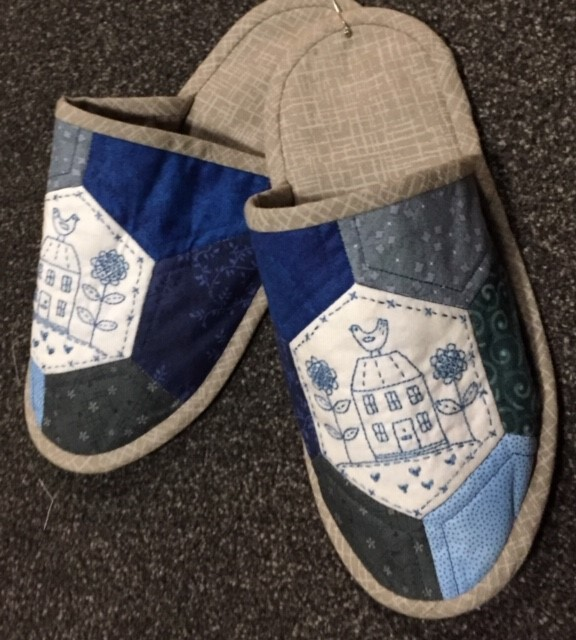 Sunflower House Slippers - 25 July 2020, Saturday