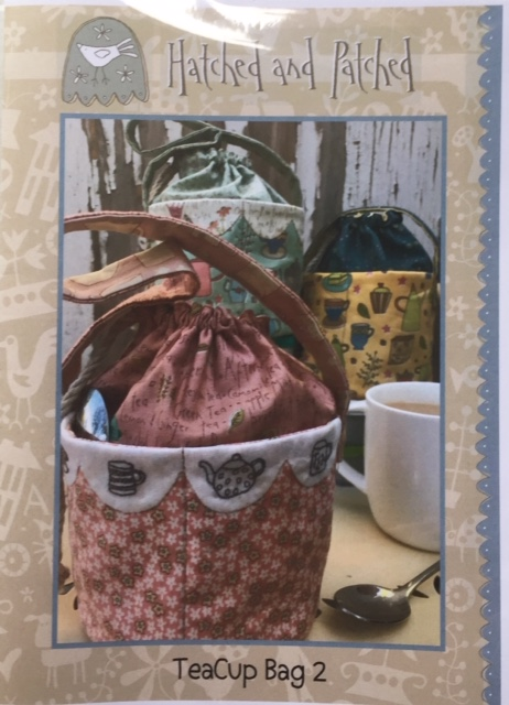 Tea Cup Bag 2