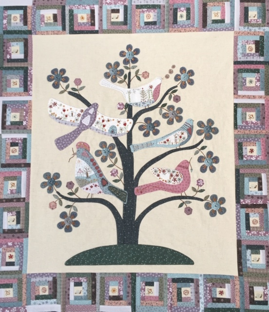 'Tree of Life' Quilt
