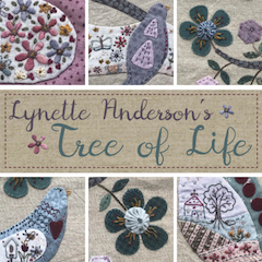 'Tree of Life' Mystery Button Club (BOM)