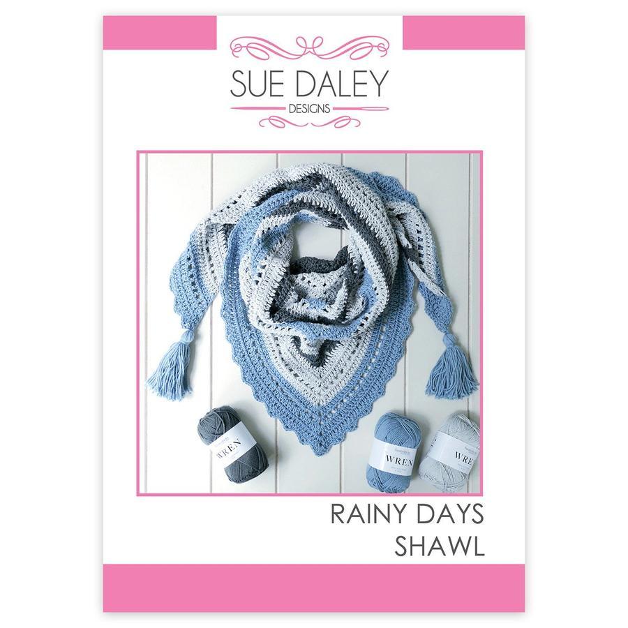 Rainy Day Shawl