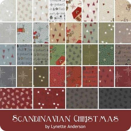 Scandinavian Christmas 2 Collage